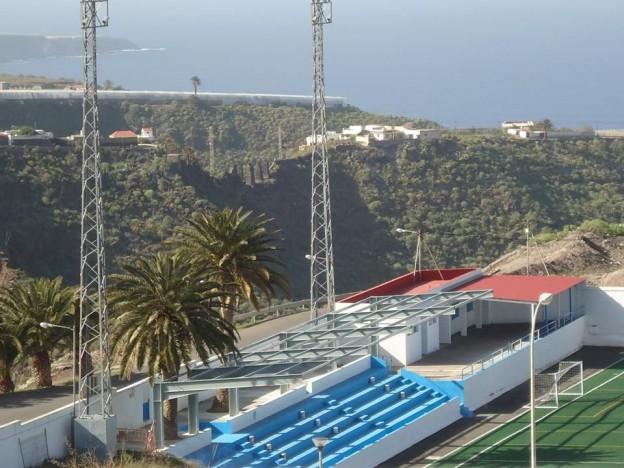 Campo de futbol Bienvenido Angulo